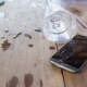 Haftpflichtversicherung: Wasserglas umgekippt auf Handy